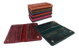 61b2544c5aaa Кожаный мужской женский кошелек портмоне ручная работа sullivan