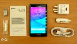 Samsung note edge 3GB RAM. Brand new
