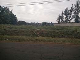 Runda 1/2 an acre prime land; For sale