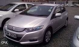 GRAB This Neat Fully Loaded Silver Honda Insight, 2010. X-Mas Discount