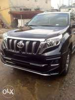 Fresh n sweet reg 2010 upgraded to 2016 Prado