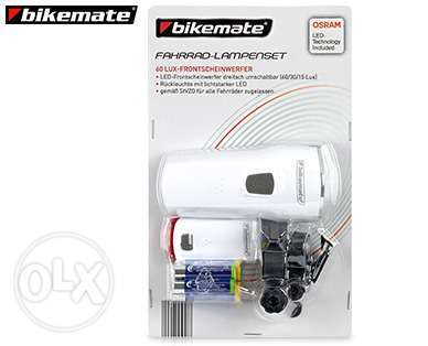 bikemate 60 lux led