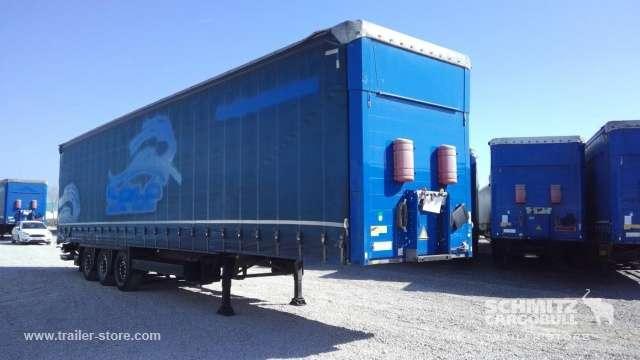 Schmitz Cargobull Semiremolque Lona Mega Trampilla de carga - 2013