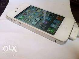 iPhone 4s In perfect condition with its quality enclosure.