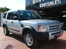 2006 Landrover Discovery 3 V6 S