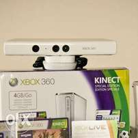 KINECT works on every xbox and 360 Cape Town