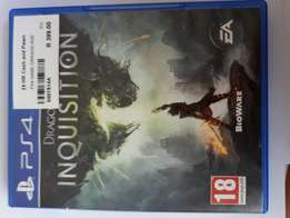 Dragon inquisition PS4 game