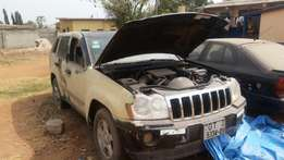 Jeep grand cherokee. Limited edition