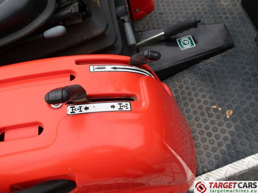 Goldoni Boxter 25 Tractor 4WD Diesel 24HP - 2010 - image 12