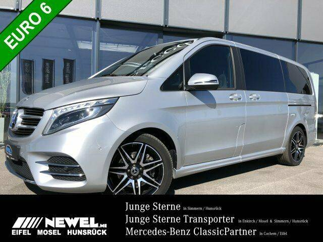 Mercedes-Benz V 250 d *AMG*SPORT*ILS*TISCH*7SITZE*KAMERA*LANG* - 2018