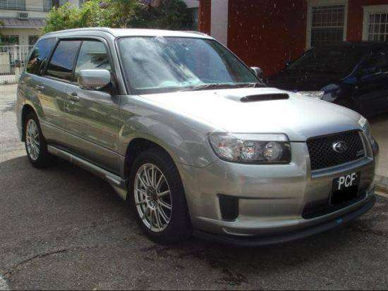 2006 Turbo Subaru Forester Cross Sport Wanted Kampala Cars