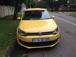 2013 Volkswagen Polo 6 With 1.6 Litre Engine COMFORTLINE