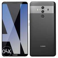 Huawei Mate 10 Pro [128GB ROM+6GB RAM] 20MP+12MP Cam,NEW Free delivery