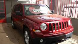 Jeep partriot
