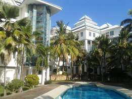 Beach front fully furnished 3 bed Apartment Nyali.