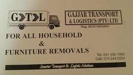 Household & Furniture Removals / Best Rates & Service in Town !!