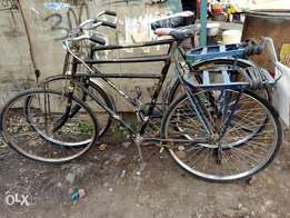 Clearence sale heavy bicycles
