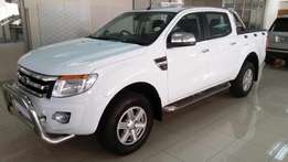 2013 Ford Ranger 3.2 TDCi XLT Double Cab