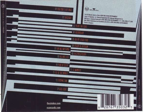 The Strokes - First impressions of earth (CD) Plumstead - image 2