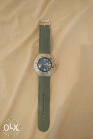 Swatch - Blue Turquoise - Good condition
