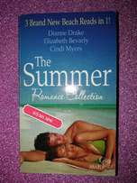 The Summer - Romance Collection - 3in1 - Mills & Boon - Dianne Drake,