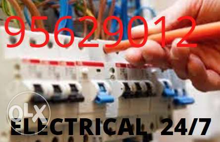 For any electric and plumbing issue you can interface with us.