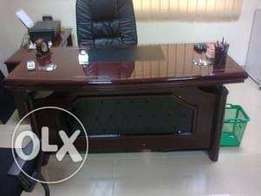Quality 1.6m Executive Office Table (G-009)
