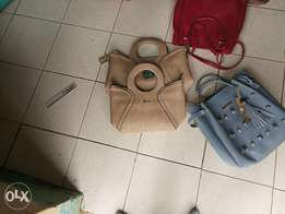 3-in1 Imported hand bag