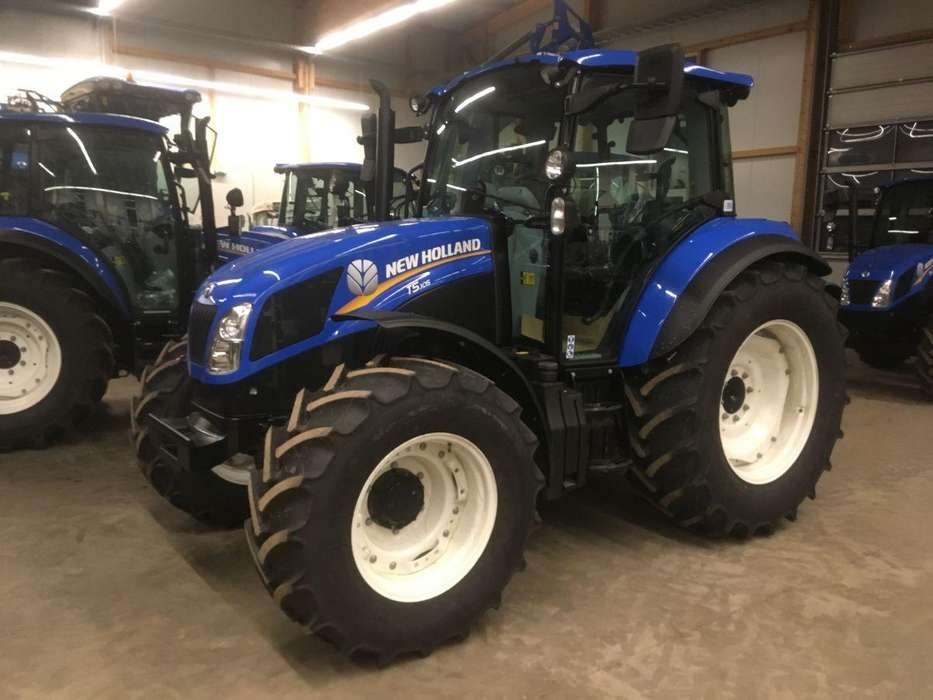 New Holland T 5.105 - 2018
