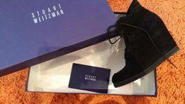 Ботильоны ботинки Stuart Weitzman 100% ОРИГИНАЛ новые 1f42b2bf73988