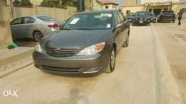 2003 Toyota Camry Le Tokunbo