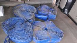 Water pump delivery hoses
