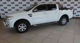 2013 Ford Ranger 3.2 TDCi XLT Double Cab Automatic,
