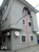 3 Bedroom flat for letting in New Garage, Gbagada.
