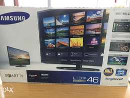 46 inch Samsung brand new still in box cash only you collect