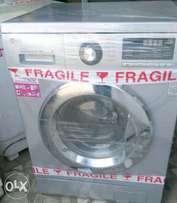 LG 8kg Wash & DRY Inverter Drive Washing machine +(Paymnt on Delivery)