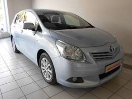 2011 Toyota Verso 2.0D-4D TX 7 seater R184995