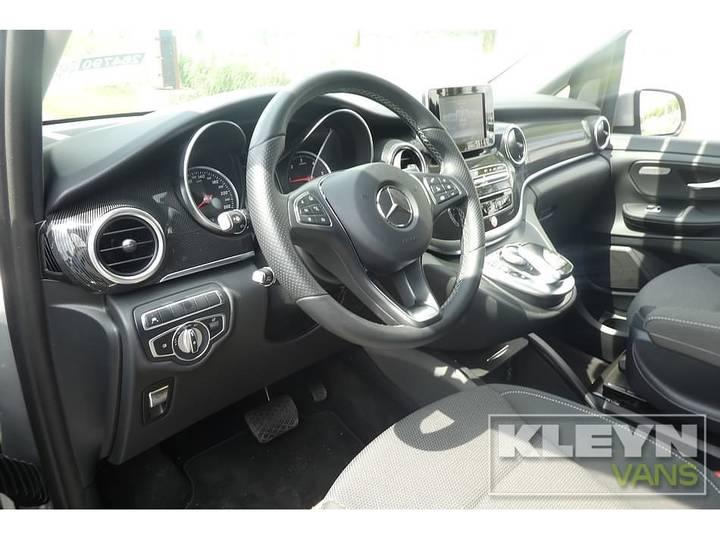 Mercedes-Benz V-KLASSE 220 CDI lang led 8-persoons - 2018 - image 6