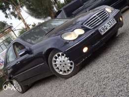 Mercedes benz 2004 model used locally