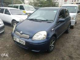 Toyota Vitz 1000 cc in great condition. Buy and drive