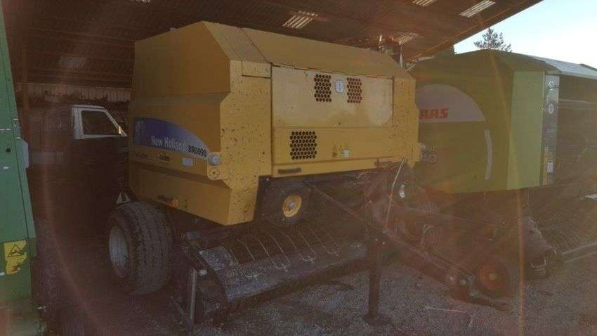 New Holland Br6090 Cropcutter - 2013
