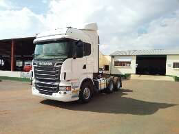 2013 Scania R500 6x4 truck tractor