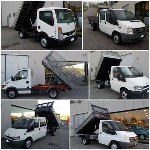 Ford TRANSIT, IVECO DAILY, FIAT DUCATO, - 2008