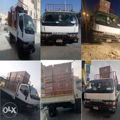 Building material delivery and other moving and shifting ( six wheel )