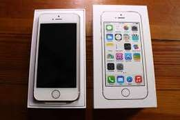 iphone 5s 64GB + free glass protector