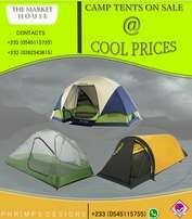 Camp Tents on Sale.