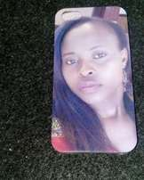 Personalised phone cases and covers plus a free screen guard