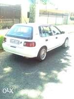 I'm selling my toyota tazz R42000