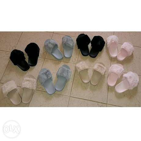 Ladies summer fur slides Nairobi CBD - image 2