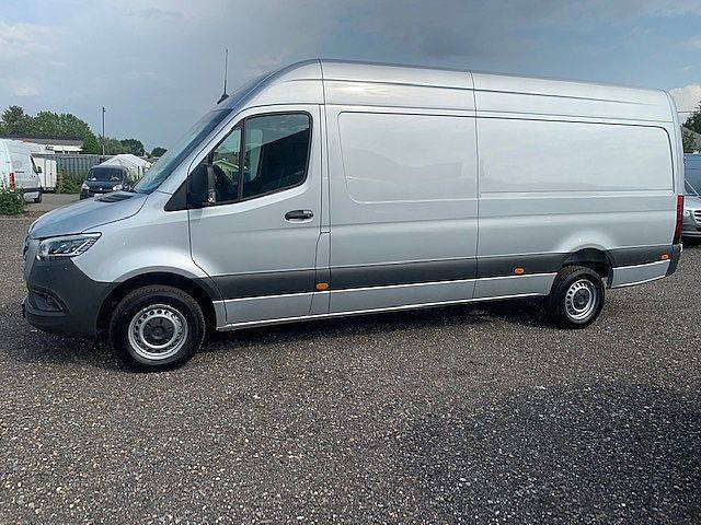 Mercedes-Benz sprinter 319 L3 automaat - 2019